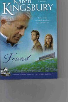 Found book cover