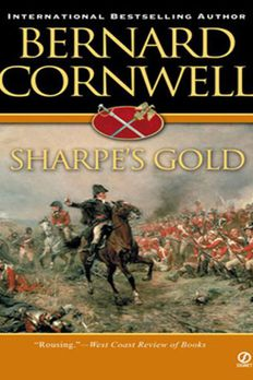 Sharpe's Gold book cover