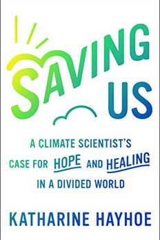 Saving Us book cover