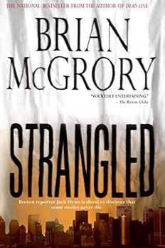 Strangled book cover
