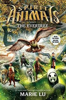 The Evertree book cover