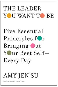 The Leader You Want to Be book cover
