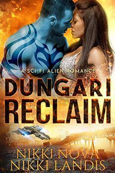 Dungari Reclaim book cover