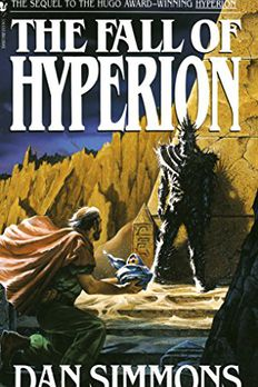 The Fall of Hyperion book cover