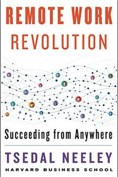 Remote Work Revolution book cover