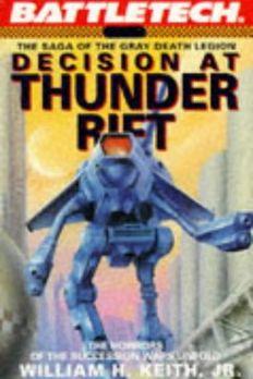 Decision at Thunder Rift book cover