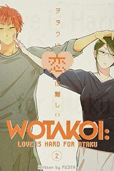 Wotakoi book cover