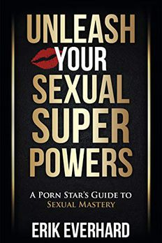 Unleash Your Sexual Superpowers book cover
