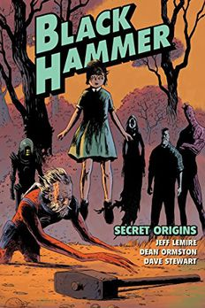 Black Hammer Volume 1 book cover