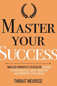Master Your Success book cover