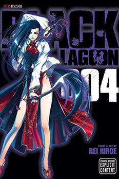 Black Lagoon, Vol. 4 book cover