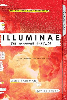 Illuminae book cover