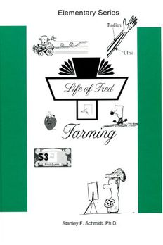 Life of Fred: Farming book cover