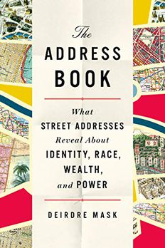 The Address Book book cover