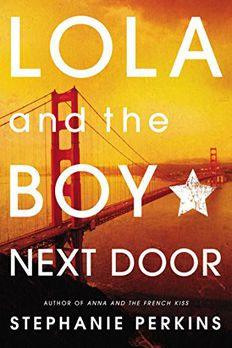 Lola and the Boy Next Door book cover