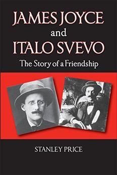 James Joyce and Italo Svevo book cover