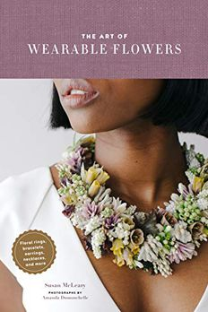 The Art of Wearable Flowers book cover