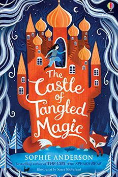 The Castle of Tangled Magic book cover