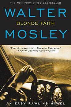 Blonde Faith book cover