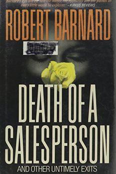 Death of a Salesperson book cover