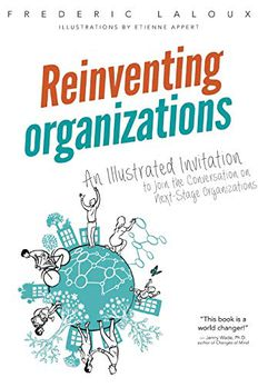 Reinventing Organizations book cover