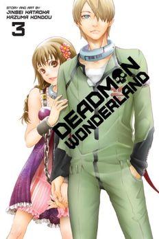 Deadman Wonderland, Vol. 3 book cover