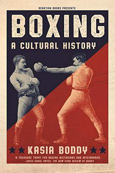 Boxing book cover