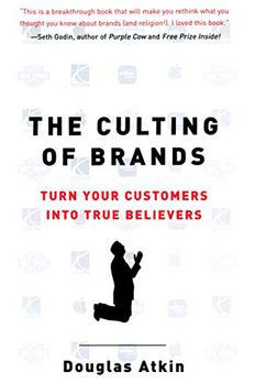 The Culting of Brands book cover