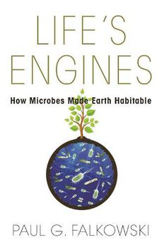 Life's Engines book cover