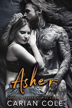 Asher book cover