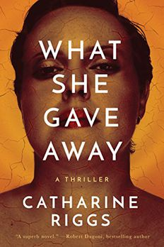 What She Gave Away book cover