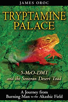 Tryptamine Palace book cover