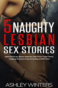 5 Naughty Lesbian Erotic Sex Stories book cover