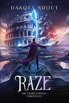 Raze book cover