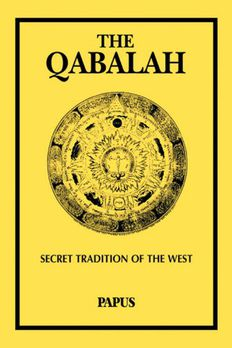 The Qabalah book cover