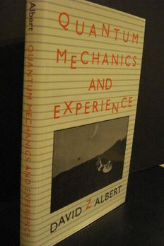 Quantum Mechanics and Experience book cover