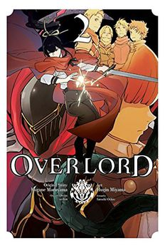 Overlord Manga, Vol. 2 book cover