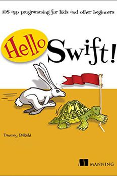 Hello Swift! book cover