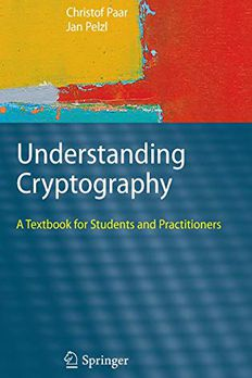 Understanding Cryptography book cover