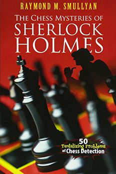The Chess Mysteries of Sherlock Holmes book cover