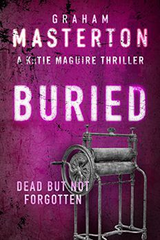 Buried book cover