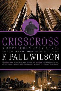 Crisscross book cover