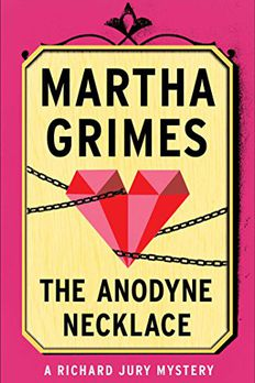 The Anodyne Necklace book cover