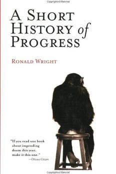A Short History of Progress book cover