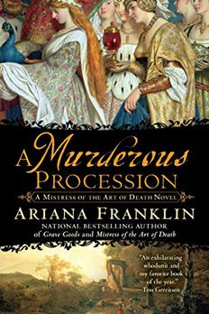 A Murderous Procession book cover