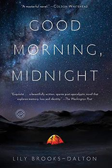 Good Morning, Midnight book cover