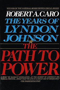 The Path to Power book cover