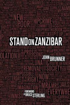 Stand on Zanzibar book cover