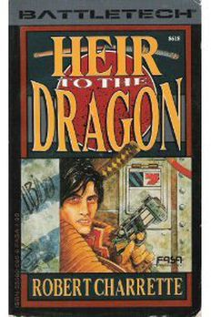 Heir to the Dragon book cover
