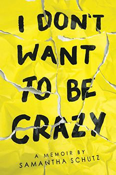 I Don't Want To Be Crazy book cover